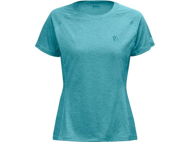 Fjällräven Abisko Vent T-Shirt Women lagoon